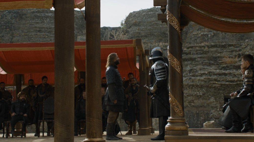 Подробный анализ всех серий 7 сезона «Игры престолов»   Канобу - Изображение 41