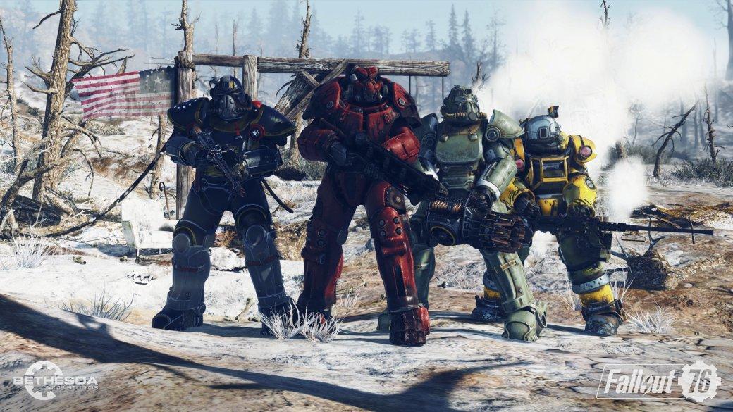 Fallout 76 изначально была мультиплеером Fallout 4. Подробности игры издокументалки оеесоздании. - Изображение 4