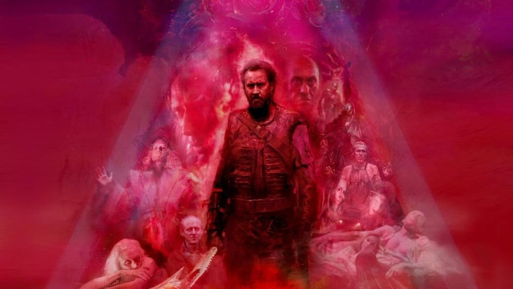 Кровавое путешествие Николаса Кейджа вкислотном тумане— короткая рецензия на«Мэнди»   Канобу