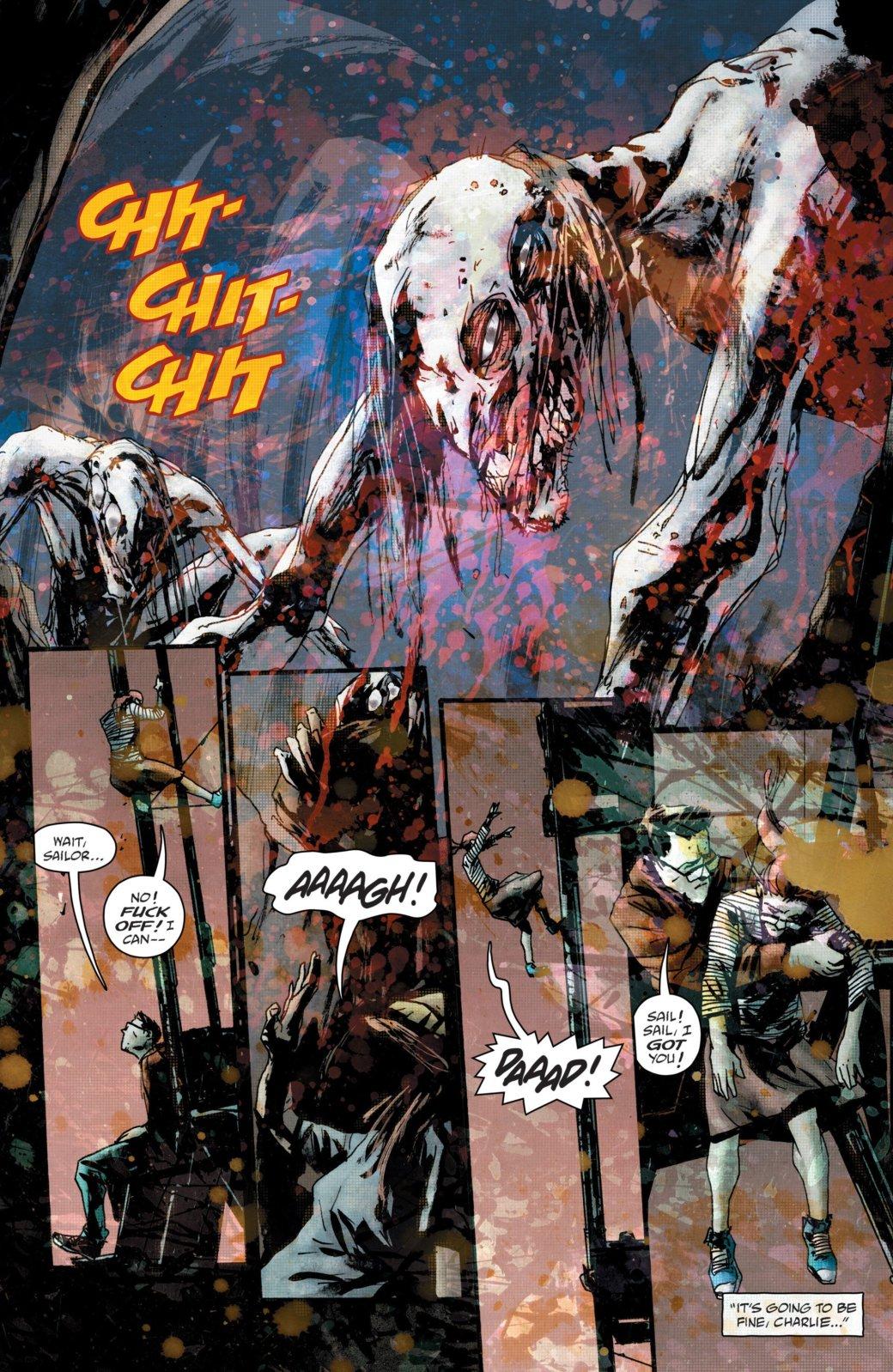 Самые жуткие и отвратительные хоррор-комиксы   Канобу - Изображение 17