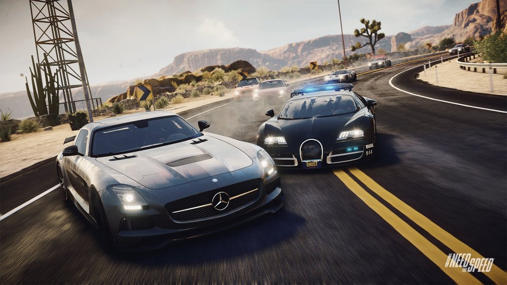 Увольнения задержат разработку новой Need for Speed   Канобу - Изображение 7330