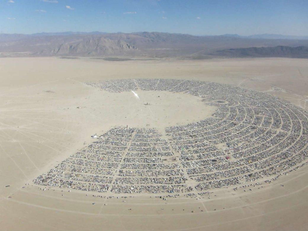 Фестиваль Burning Man 2016: безумие в пустыне | Канобу - Изображение 1