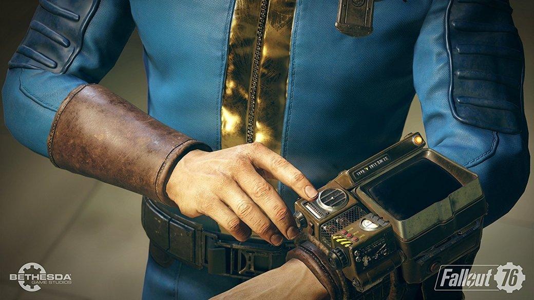 Слух: первые подробности Fallout76. Кооператив начетверых, напоминает Dark Souls. - Изображение 1