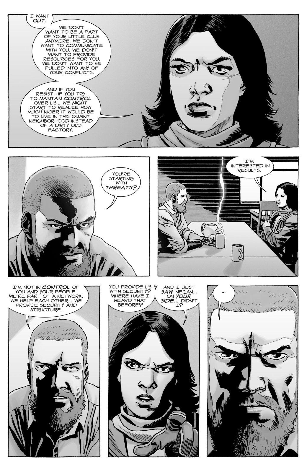 Кто погиб в новом номере комикса «Ходячие мертвецов»?   Канобу - Изображение 10767
