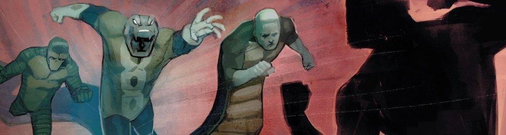 Secret Empire: Гидра сломала супергероев, и теперь они готовы убивать | Канобу - Изображение 795