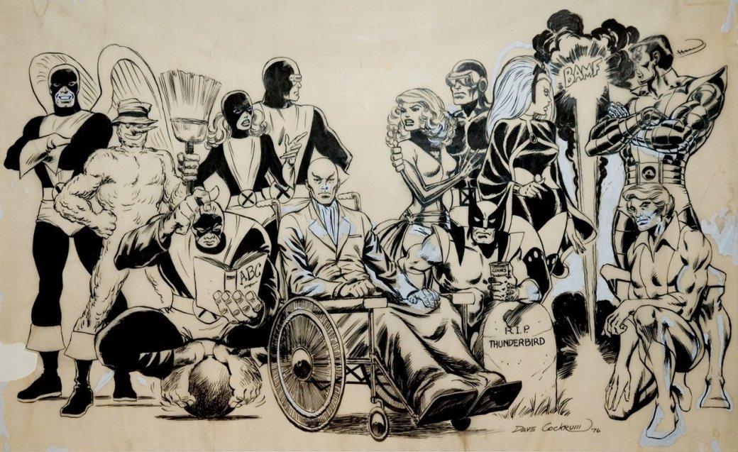 Как начать читать комиксы Людей Икс, часть 2: классика   Канобу - Изображение 7