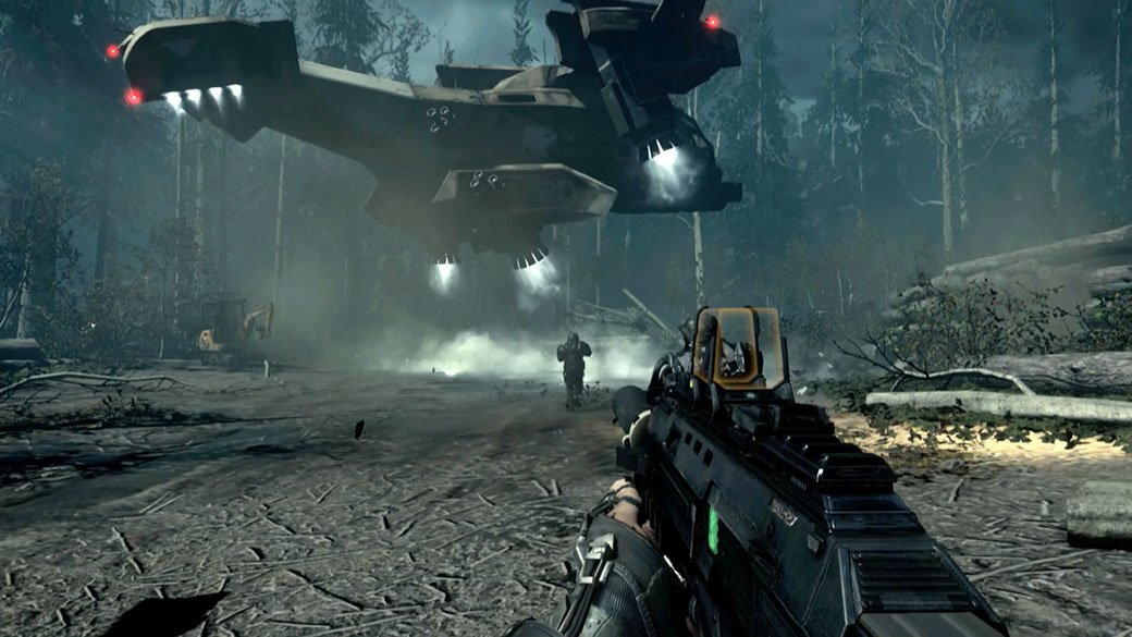 Call of Duty: Advanced Warfare. Победа | Канобу