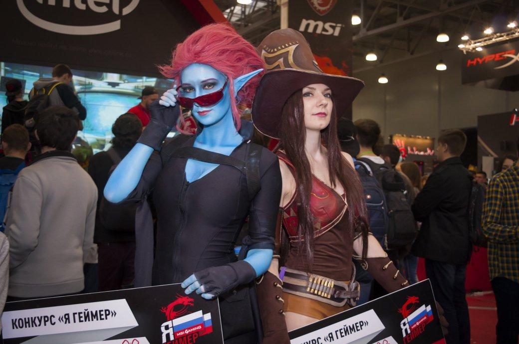 Фотоотчет с«ИгроМира» иComic Con Russia 2016. День2 | Канобу - Изображение 7951
