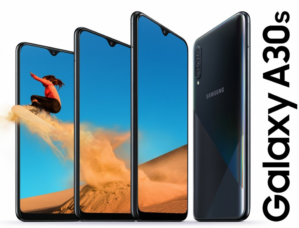 Представлены Samsung Galaxy A30s иA50s: новые хиты собновленными камерами идисплеем [Обновлено] | Канобу - Изображение 79