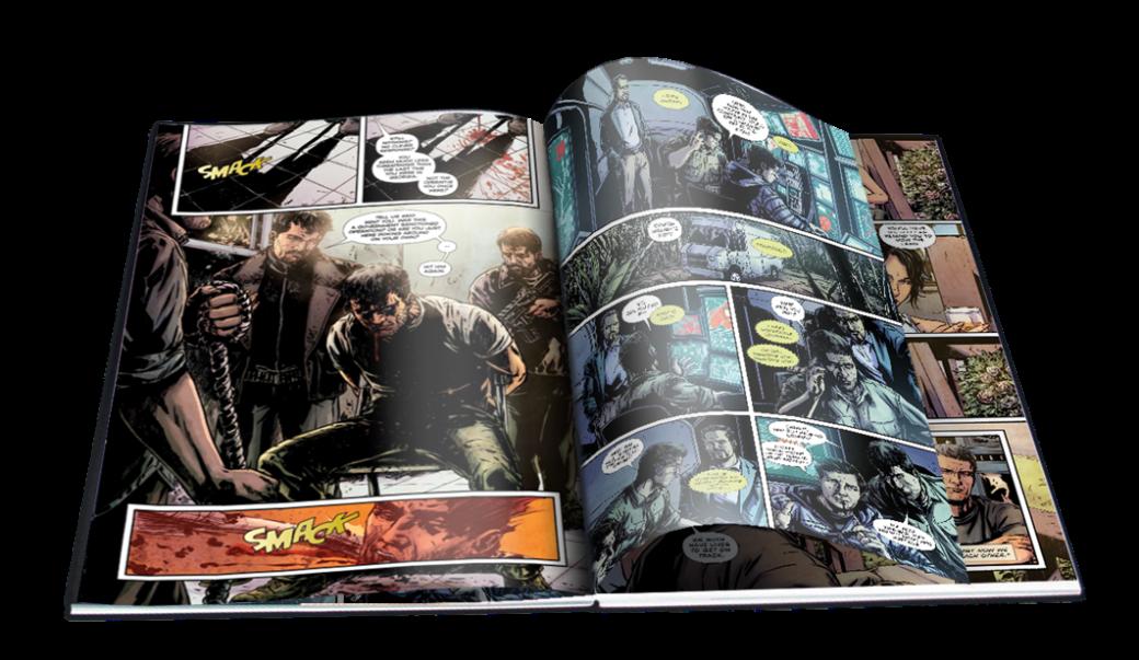 Комикс-приквел Splinter Cell: Blacklist запустят в июле | Канобу - Изображение 2126