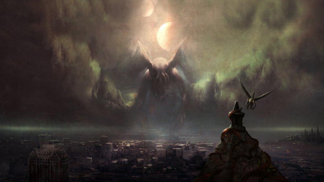 Gamescom 2018. Stygian: Reign ofthe Old Ones— ужасы итворчество Лавкрафта | Канобу