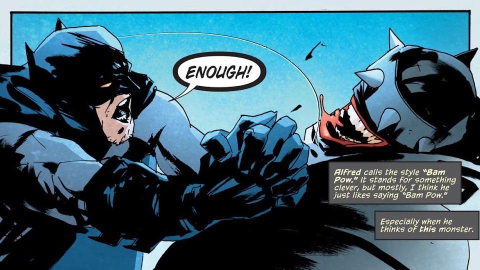 Бэтмен-Джокер раскидывает трупы Брюсов Уэйнов вГотэме. Каким получился комикс The Batman Who Laughs   Канобу - Изображение 11030