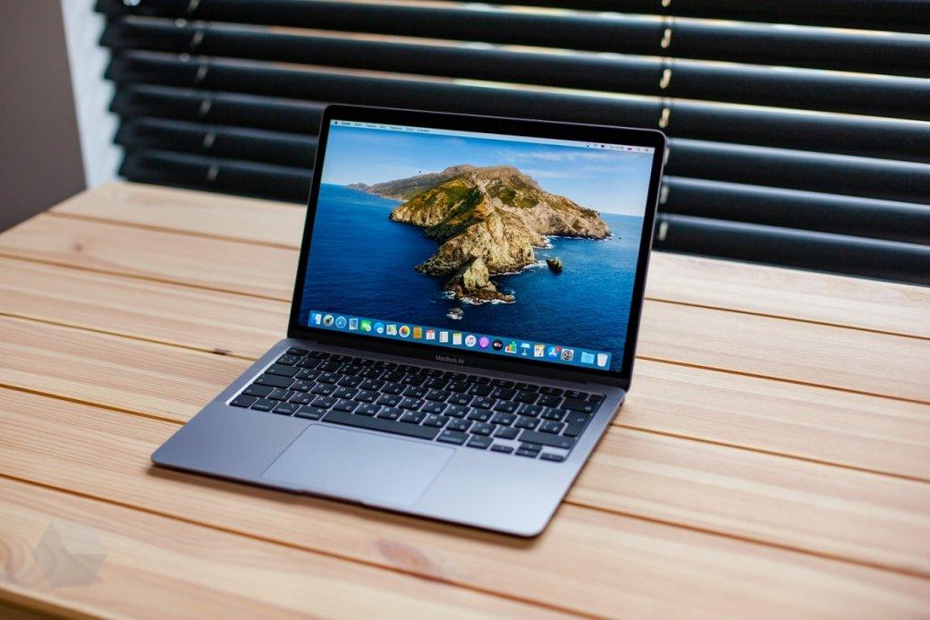 Опубликованы характеристики и цены MacBook нафирменном процессоре Apple Silicon | Канобу - Изображение 1410