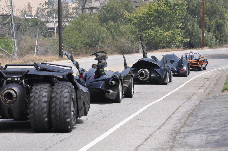 История бэтмобиля: все машины Темного Рыцаря | Канобу - Изображение 5074