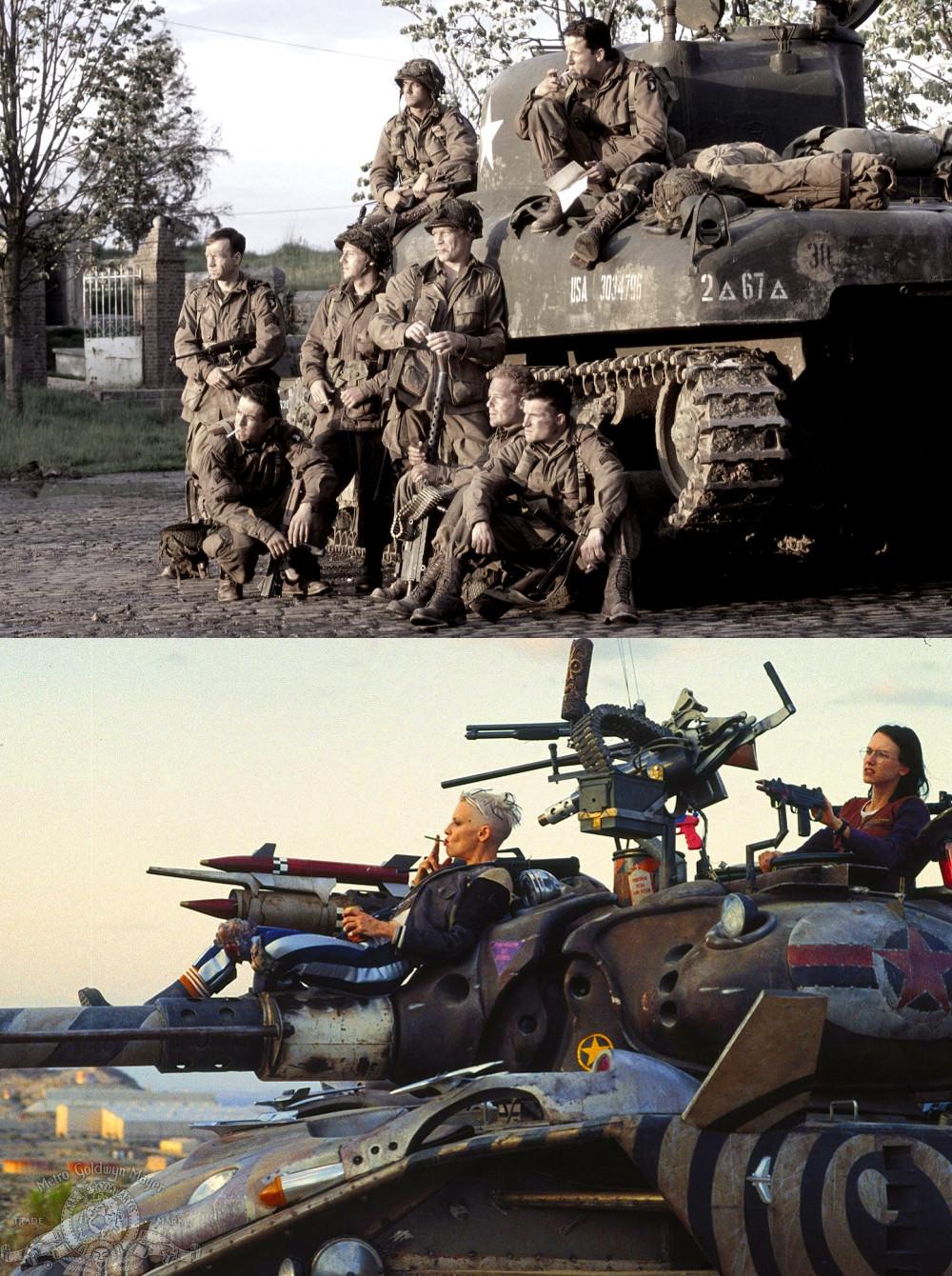«Это Battlefield Fortnite»: как Интернет отреагировал надебютный трейлер Battlefield V. - Изображение 6