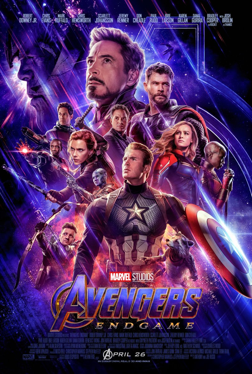 Marvel исправила постер «Мстителей: Финал». Что там была заошибка? | Канобу - Изображение 2