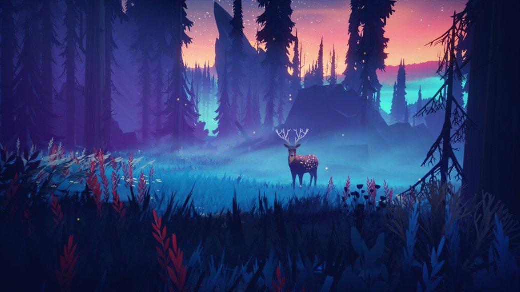 TGA 2018. Анонсирована Among Trees— инди-игра сэлементами стелса икрафта | Канобу - Изображение 1