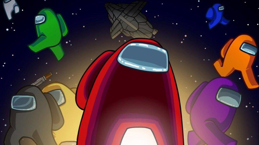 Among Usскачали более 217 млнраз. Это самая популярная мобильная игра октября вмире | Канобу - Изображение 11865