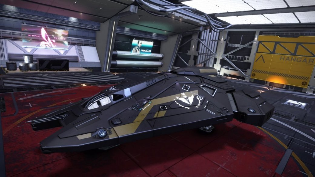 Завораживающий космос. Как Elite: Dangerous выглядит на PS4 | Канобу - Изображение 3220