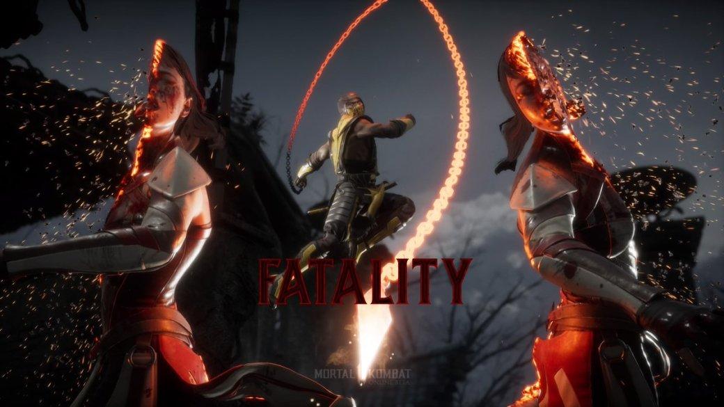 Впечатления отбета-теста Mortal Kombat 11— самый жестокий файтинг стал еще лучше, ноесть вопросы | Канобу - Изображение 10