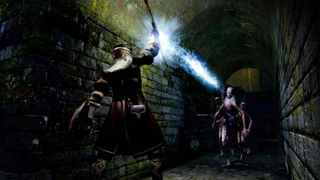 Критики оценили Dark Souls Remastered для Switch. С портативной версией игры все хорошо | Канобу - Изображение 5854