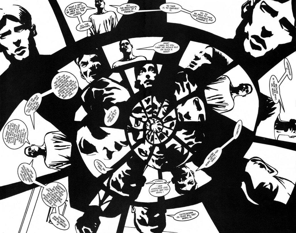 Torso— комикс про маньяка, покоторому Дэвид Финчер несмог снять фильм | Канобу - Изображение 748