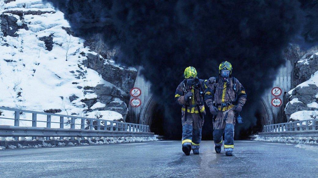 Рецензия на фильм-катастрофу «Туннель: Опасно для жизни». Вьюга фьорды пеплом кроет | Канобу - Изображение 2516