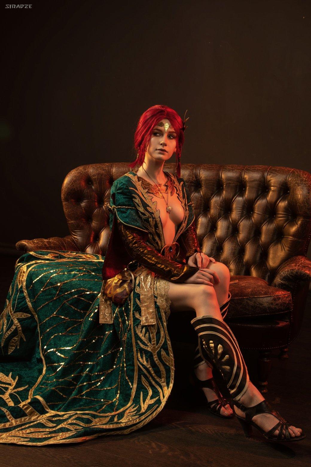Отличный косплей чародейки Трисс Меригольд из«Ведьмака» | Канобу - Изображение 1166