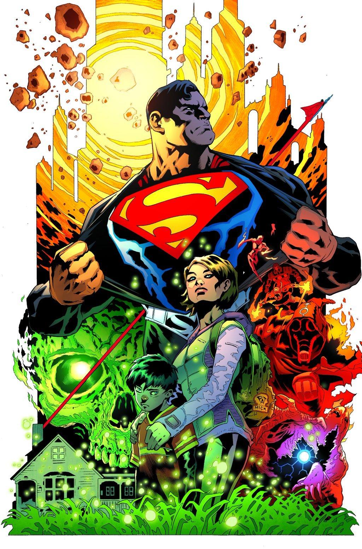 Какие серии DC Rebirth стоит читать? | Канобу - Изображение 6353