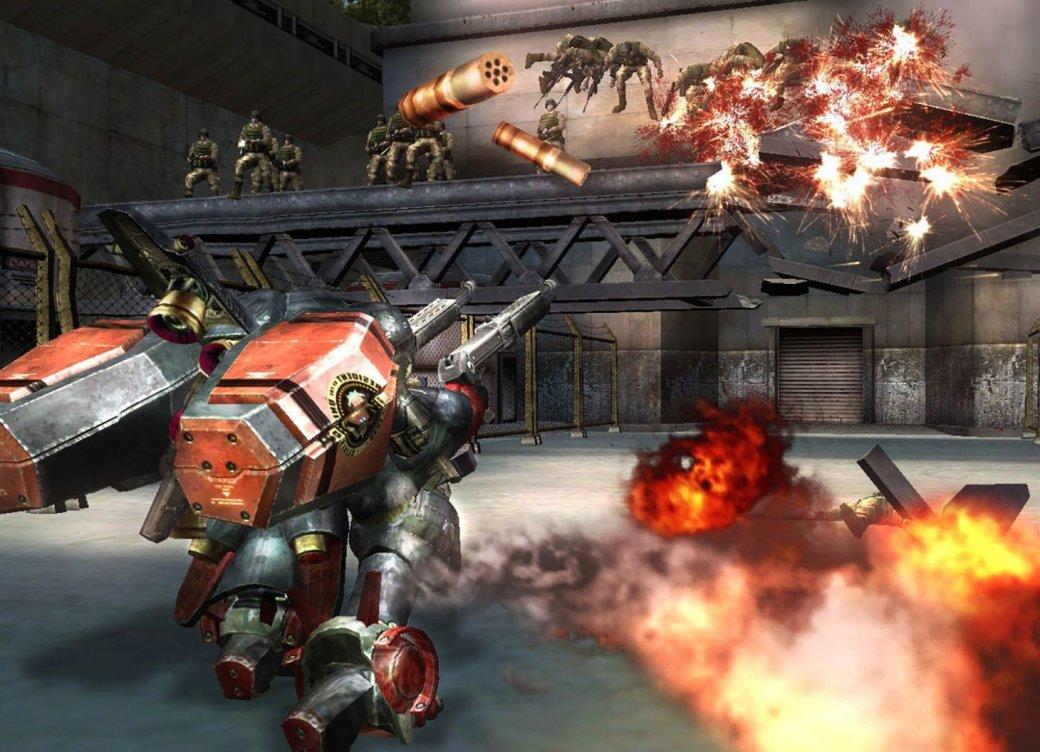 E3 2018: коллаборация века! Devolver все-таки издаст Metal Wolf Chaos отFrom Software!. - Изображение 1