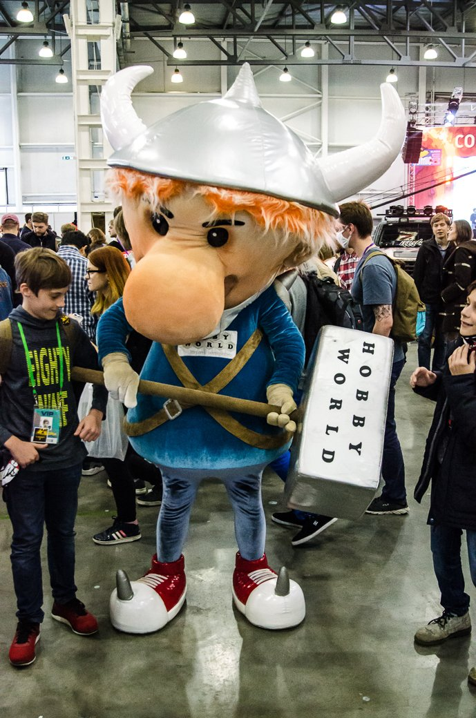 ФОТО. Косплей на«ИгроМире 2017» иComic Con Russia 2017. - Изображение 54