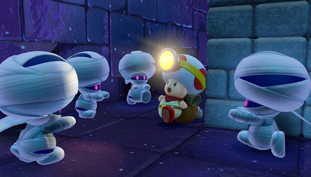 Рецензия на Captain Toad: Treasure Tracker | Канобу - Изображение 1