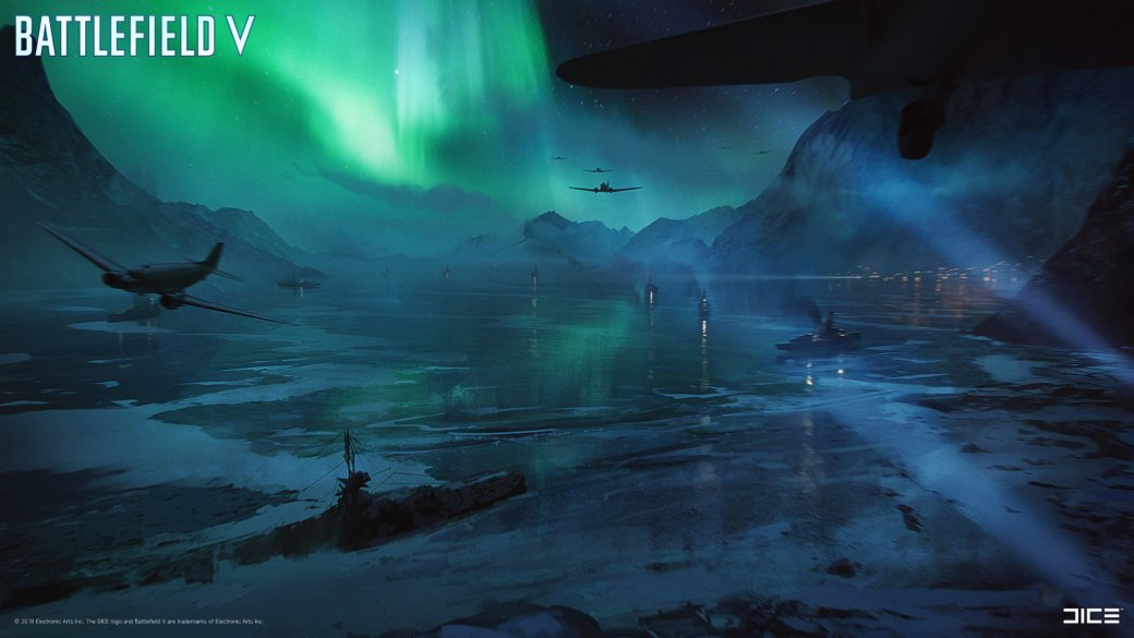Взгляните на атмосферные концепт-арты и иллюстрации по Battlefield V   Канобу - Изображение 266