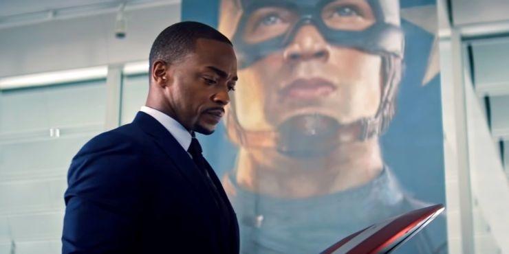 «Сокол иЗимний солдат»: Крис Эванс объяснил, почему Сокол подходит нароль Капитана Америка | Канобу - Изображение 220
