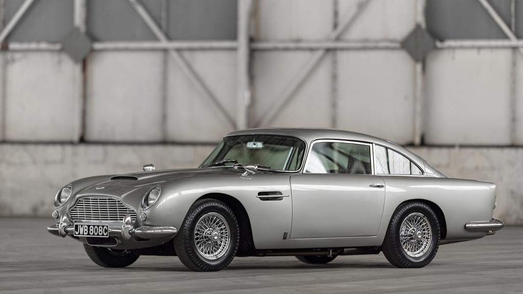 «Шпион, который меня любил»: жизнь Aston Martin DB5 доипосле Джеймса Бонда | Канобу - Изображение 2