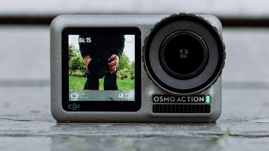 DJI Osmo Action: первая экшн-камера от известного производителя дронов | Канобу - Изображение 1