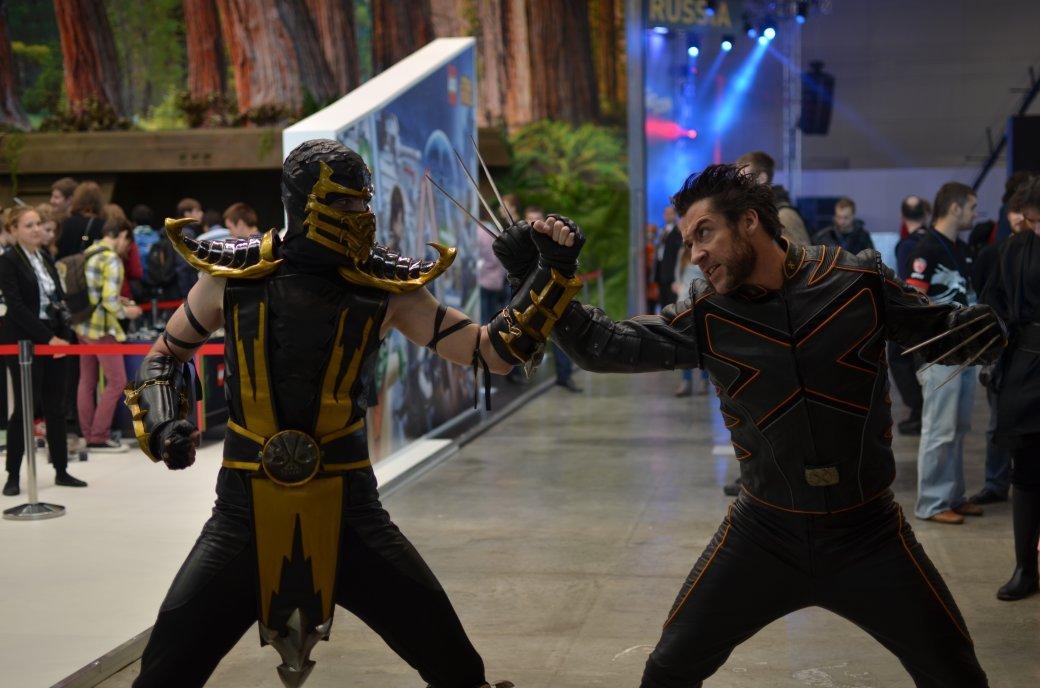 Фотоотчет с «Игромира» и Comic Con Russia, день 4 | Канобу - Изображение 2755