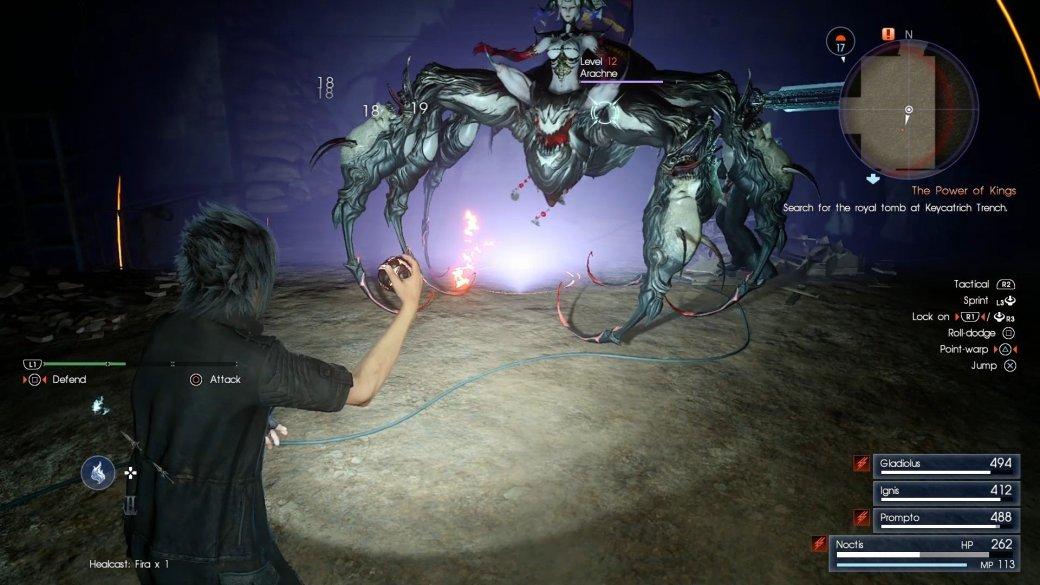 Превью Final Fantasy XV | Канобу - Изображение 2330