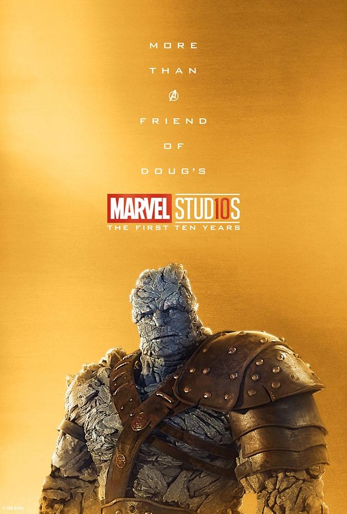 «Больше, чем легендарный преступник». ВСети появились новые юбилейные постеры Marvel Studios | Канобу - Изображение 3